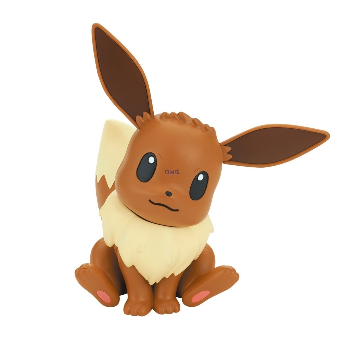 Bandai Pokemon Plastic Model Collection Quick!! 04 Eevee 1.0.jpg