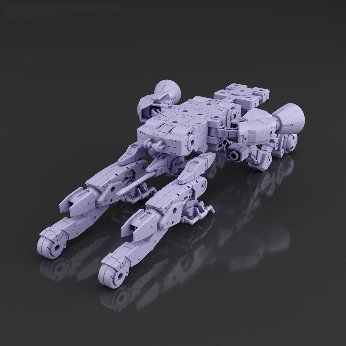 Bandai 30MM Extended Armament Vehicle (Space Craft Ver.) [Purple] 1.0.jpg