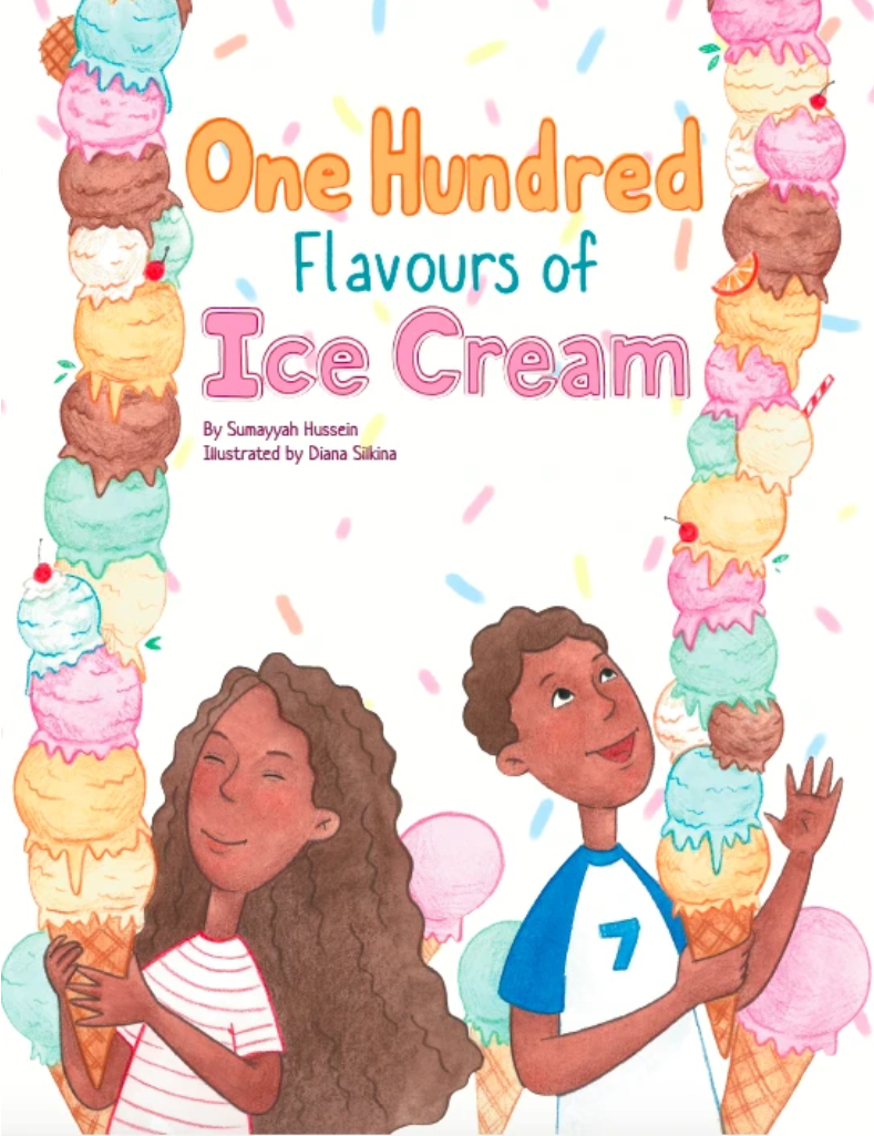 One Hundred Flavours of Ice Cream_Cover.png