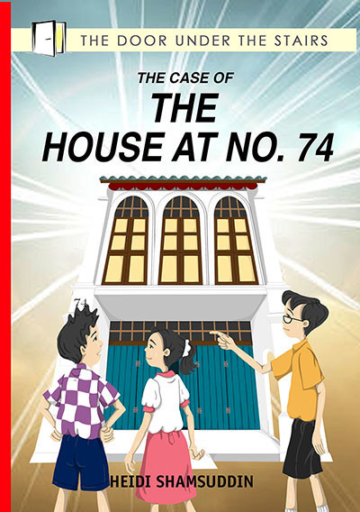 The Case of the House at No 74_cover.jpg