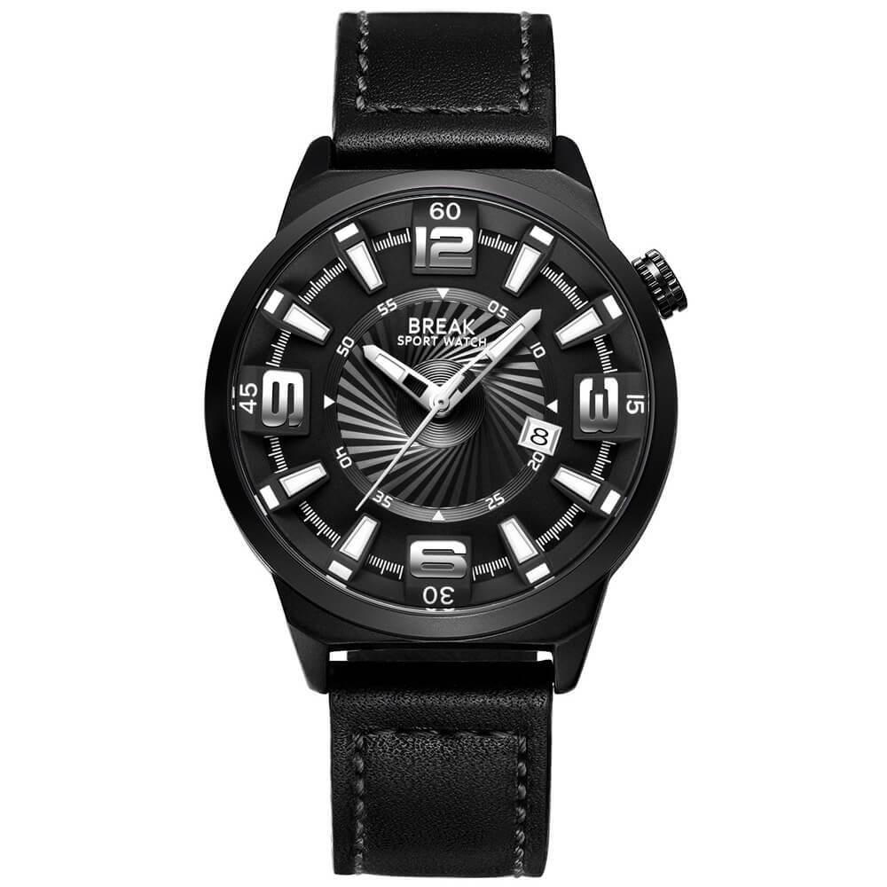 Shutter Break Watches Black Leather Straps.jpg