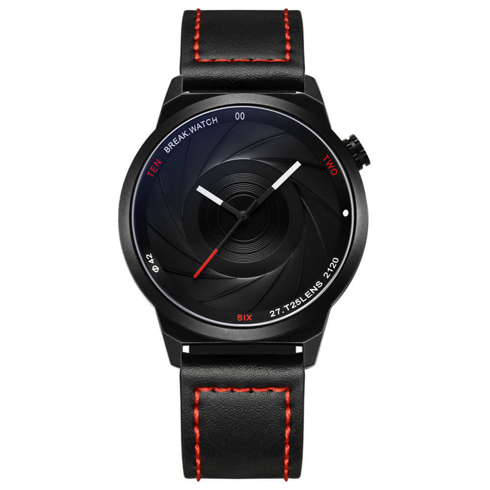 Zoom Break Red Leather Strap 2018.jpg