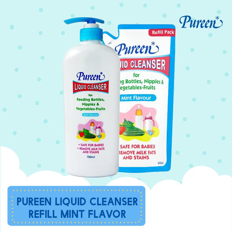 Pureen Liquid Cleanser Refill Mint Flavor.jpg