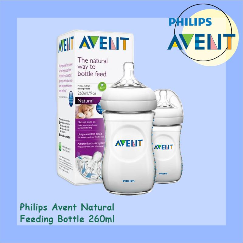Philips Avent Natural Feeding Bottle.. 260ml.jpg