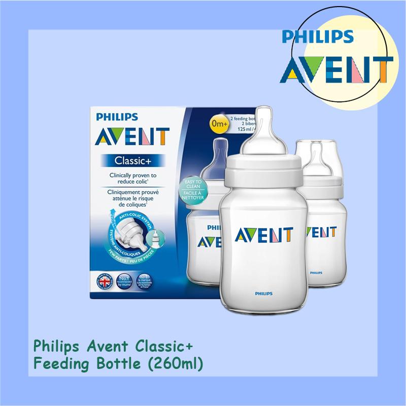 Philips Avent Classic+ Feeding Bottle (260ml).jpg