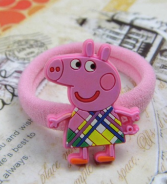 Peppa Pig Rubber Band (Colorful Strip).png