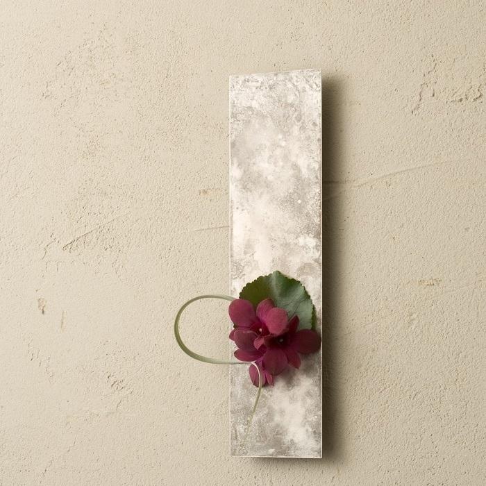 富山-折井ORII-妙手生花壁掛花器 (迷你)-斑紋純銀色.jpeg