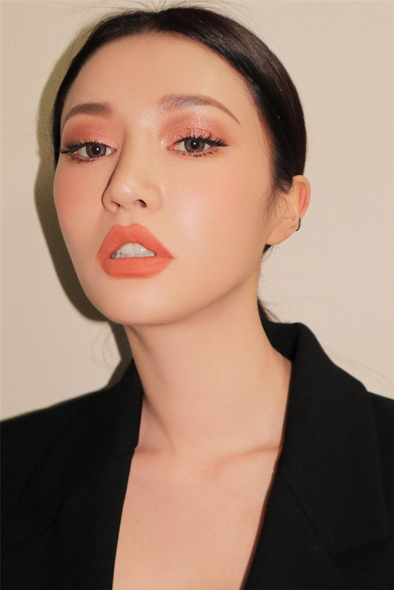 3ce Soft Lip Lacquer - Peach Tea D05.jpg