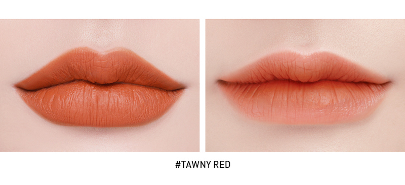 3ce Soft Lip Lacquer - Tawny Red D10.jpg