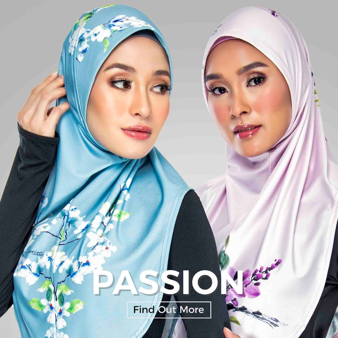 Passion collection by InnerSejuk AIRAZ