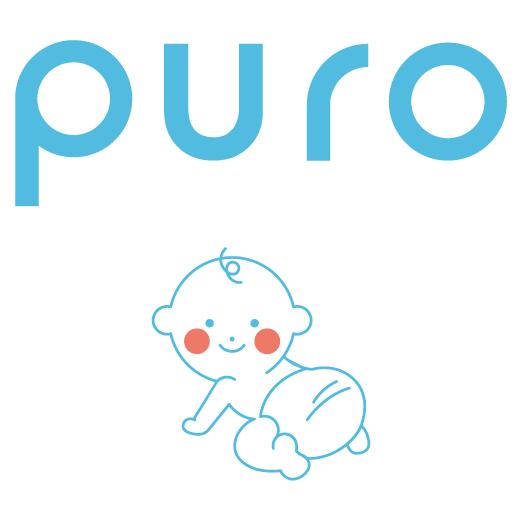Puro 德國專利│100%小分子淨潔水 免沖洗隨身溫和清潔 寶寶的安心防護