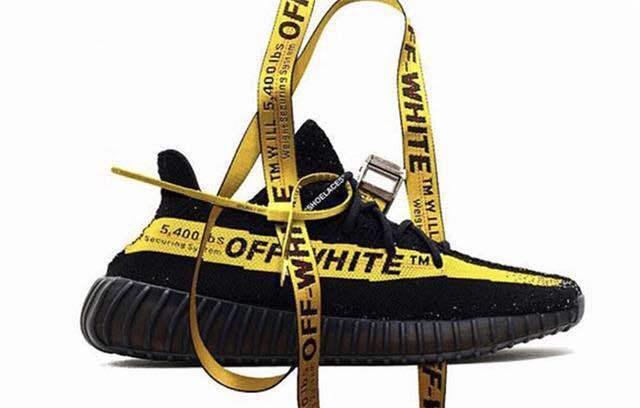 off white yeezy adidas
