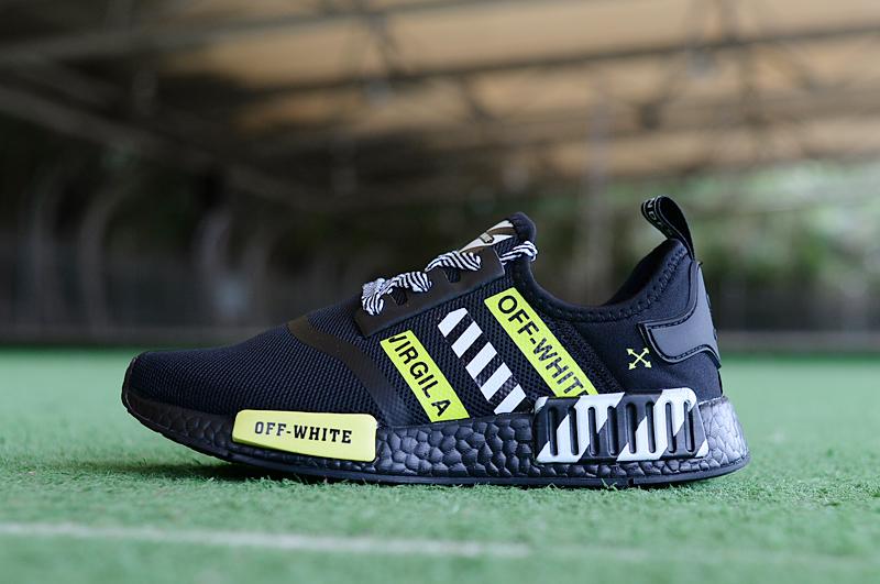 Off White c/o Virgil Abloh x Adidas NMD