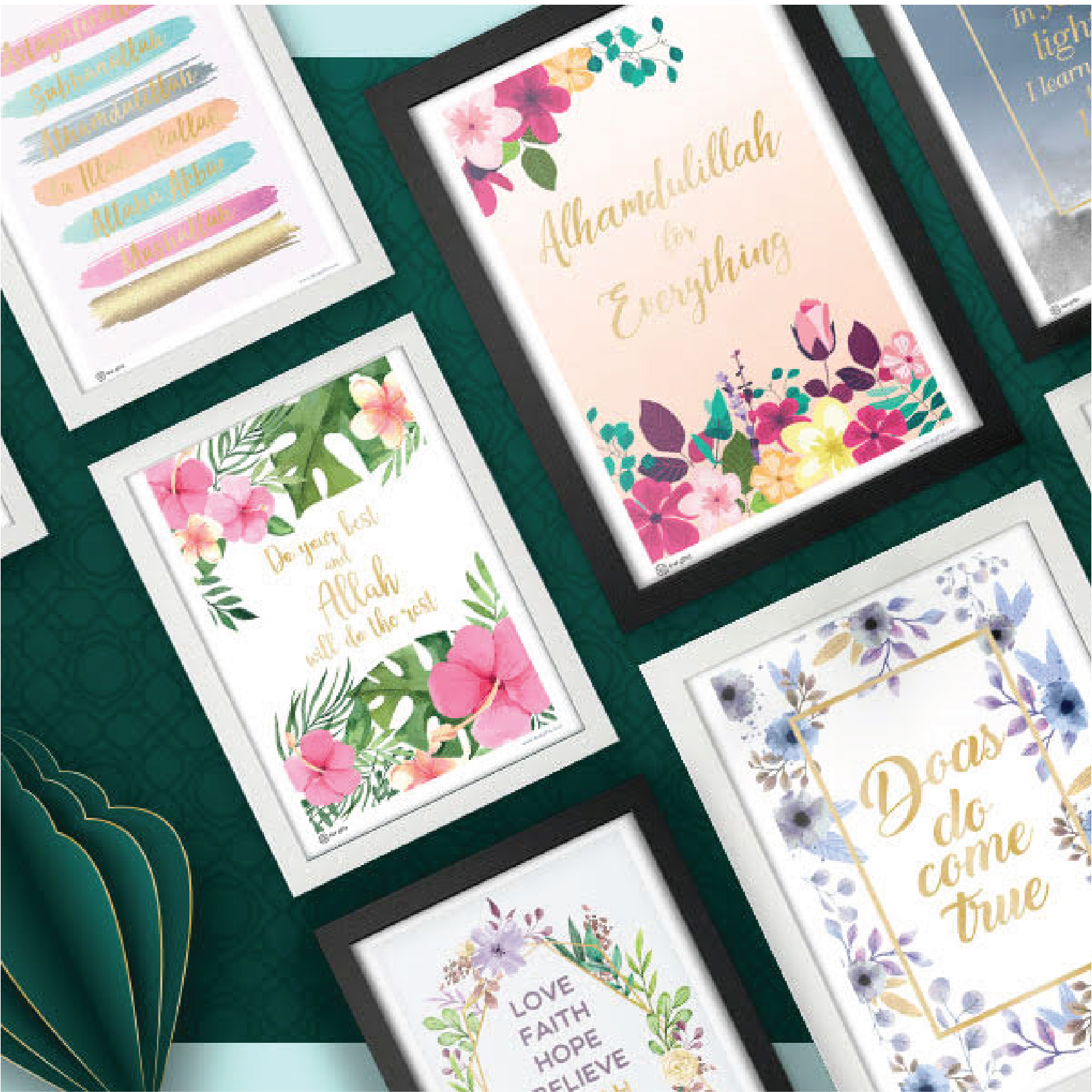 Dua Gifts - Contemporary Islamic Gifts & Stationery  