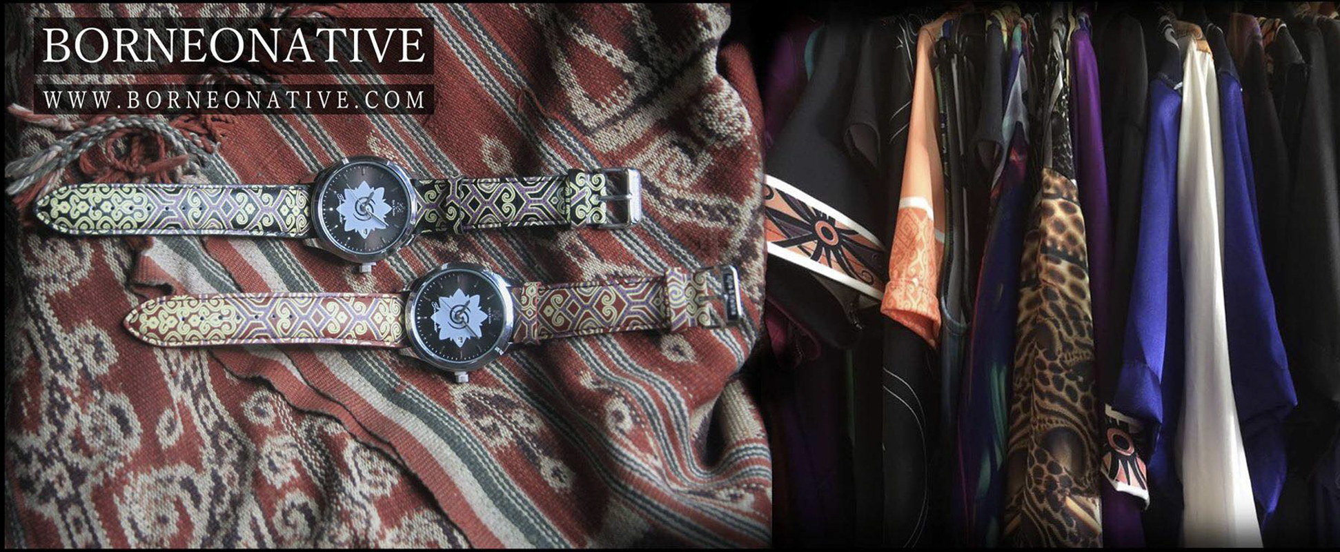 BORNEONATIVE™ - Bring the pride of Borneo! | Featured Collections - Accesories