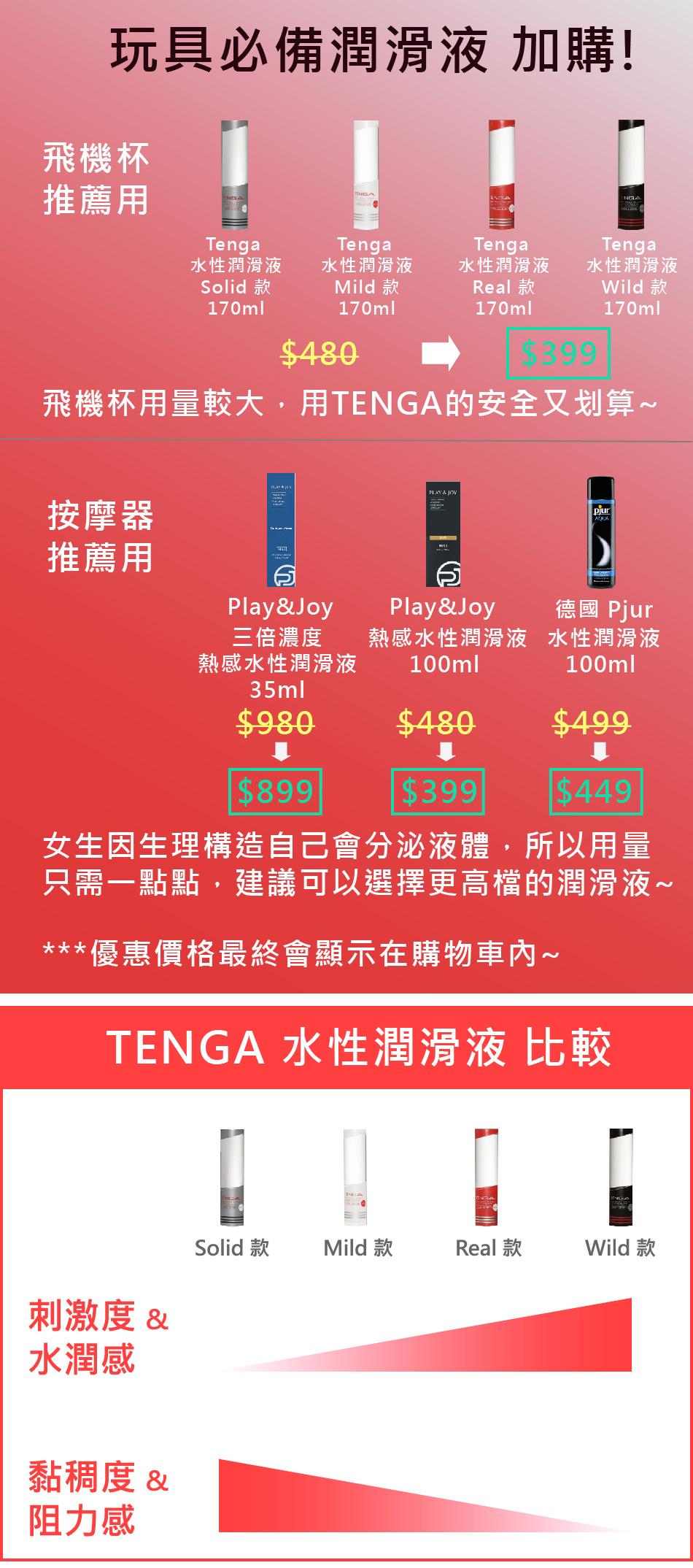 紅犀牛  潤滑液加購 TENGA PLAY&JOY PJUR.jpg