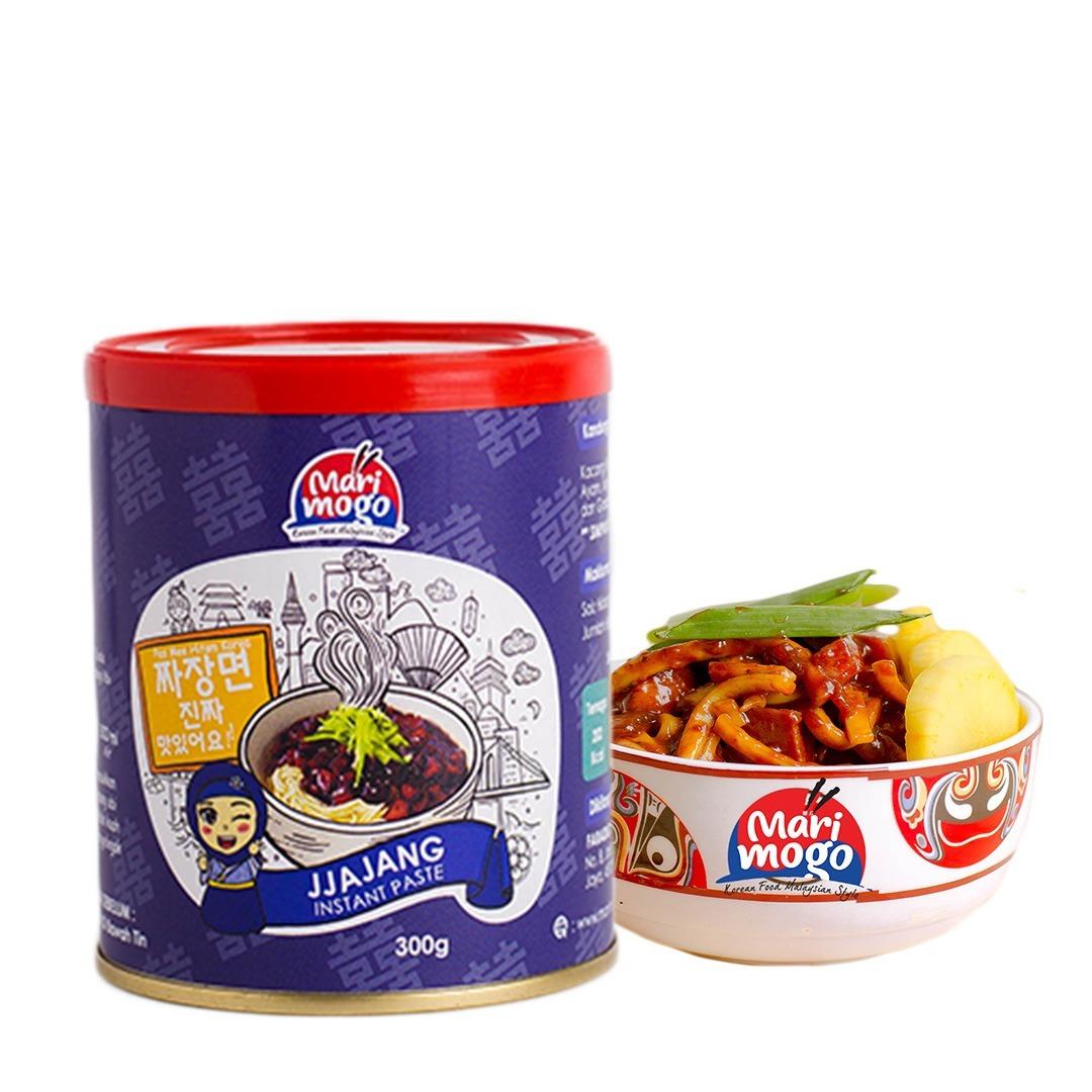 MariMogo Jjajang Instant Paste Jajangmyun JJajangmyeon Black Bean Noodle Paste.jpeg