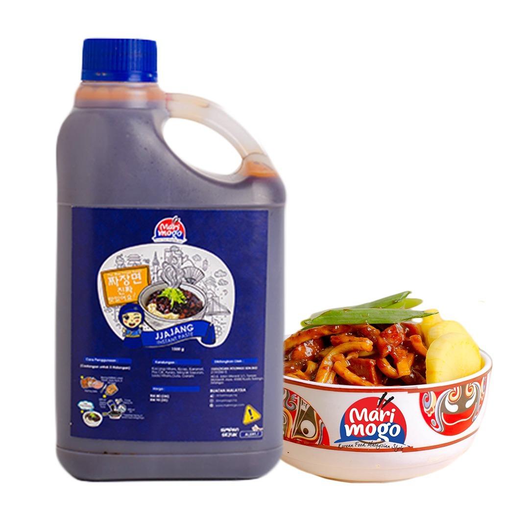 MariMogo Jjajang Instant Paste Jumbo Jajangmyun JJajangmyeon Black Bean Noodle Paste.jpeg