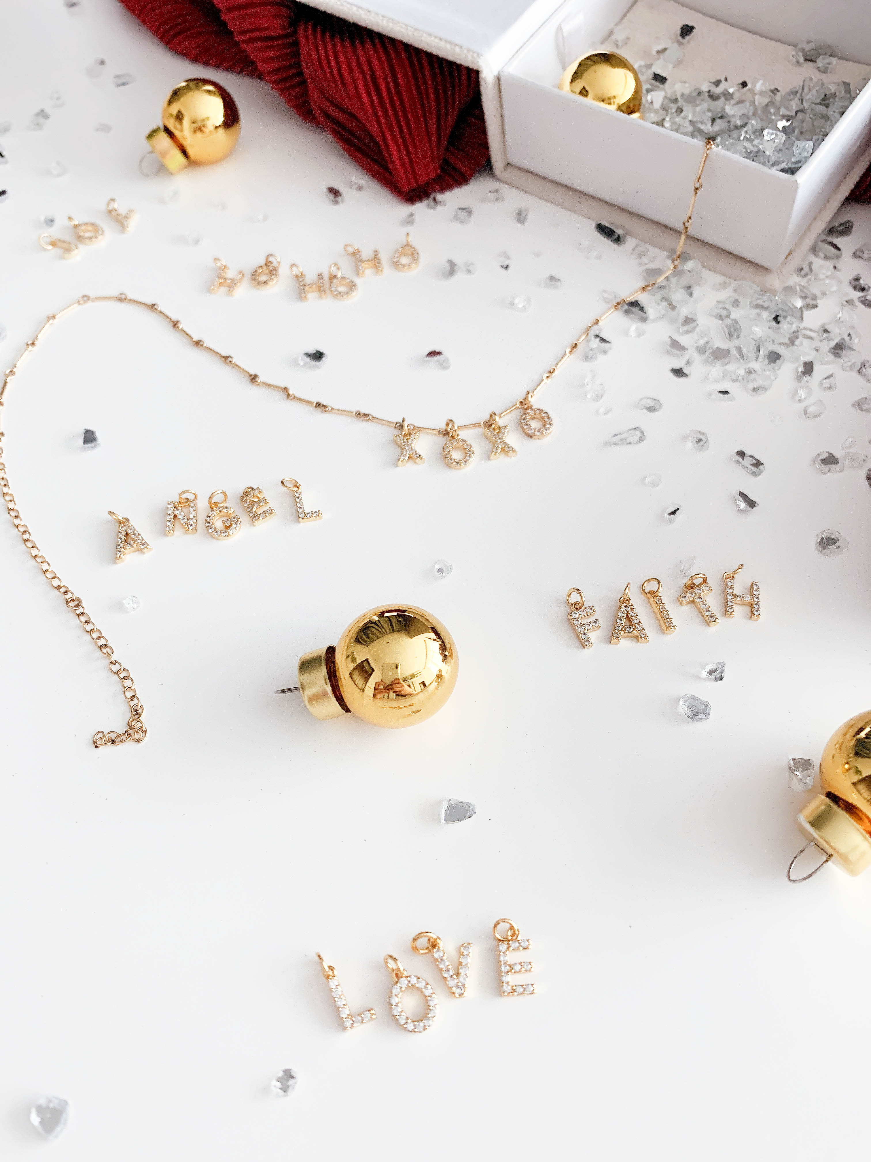CLUB INÃNA | Personalized Jewelry