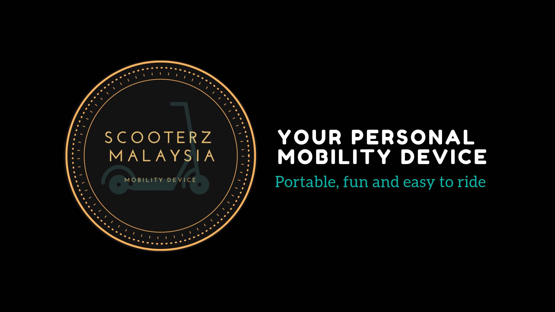electric scooter malaysia