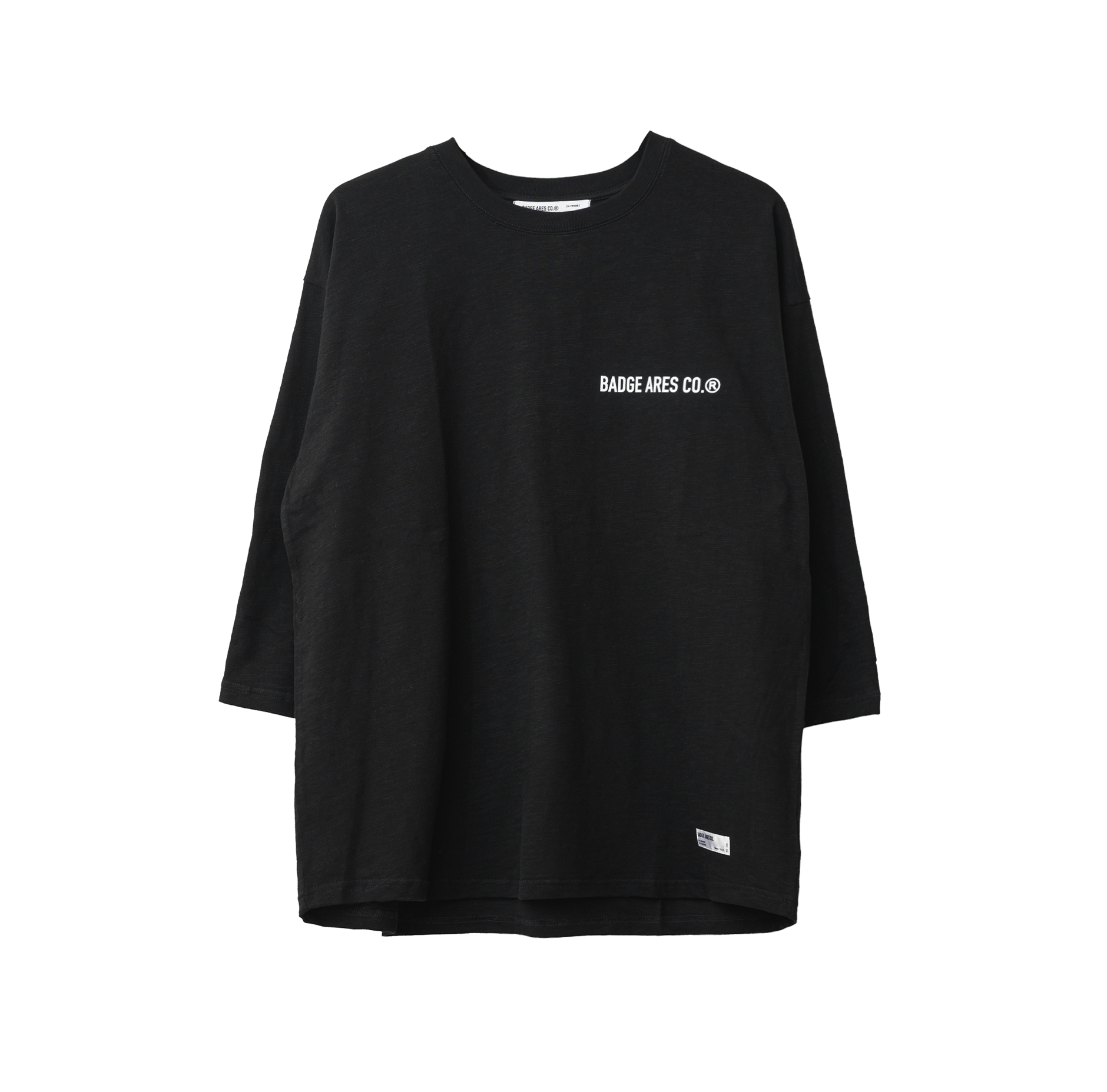 DIFFUSION_34 sleeve tee黑01.png