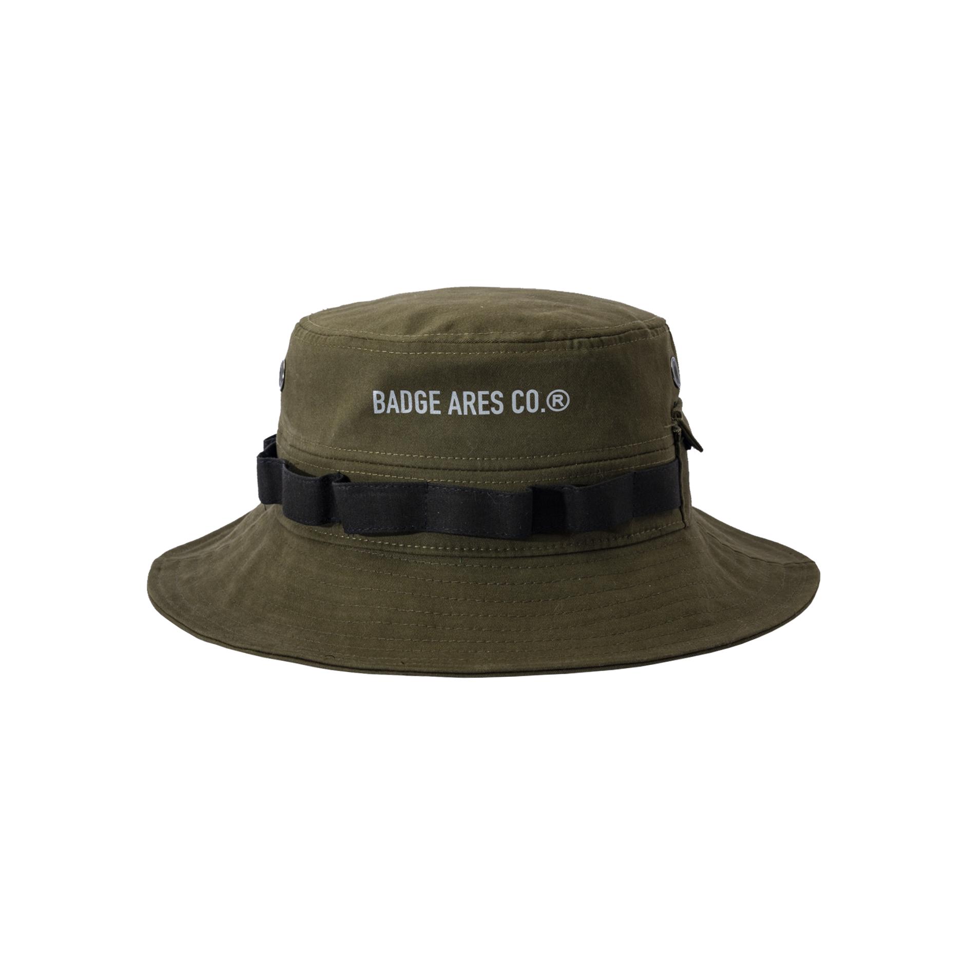 BADGE Reflective BUCKET HAT綠01.png