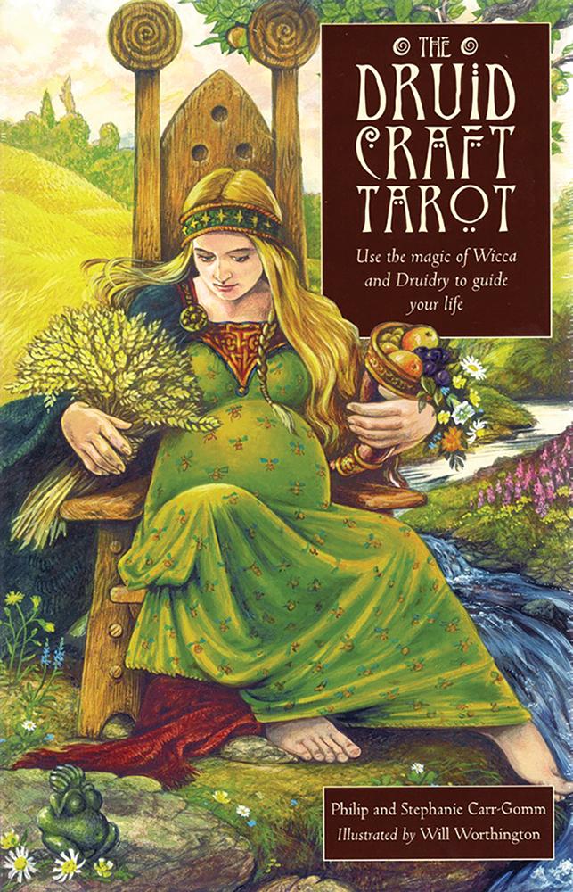 德魯伊族系塔羅The Druidcraft Tarot.jpg