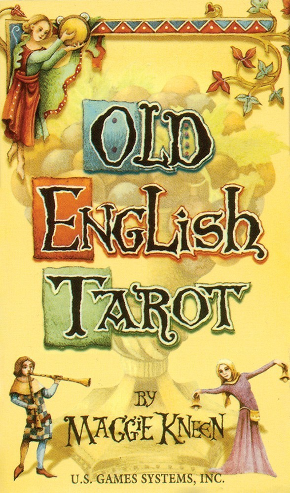 古英國塔羅牌 Old English Tarot Deck.jpg