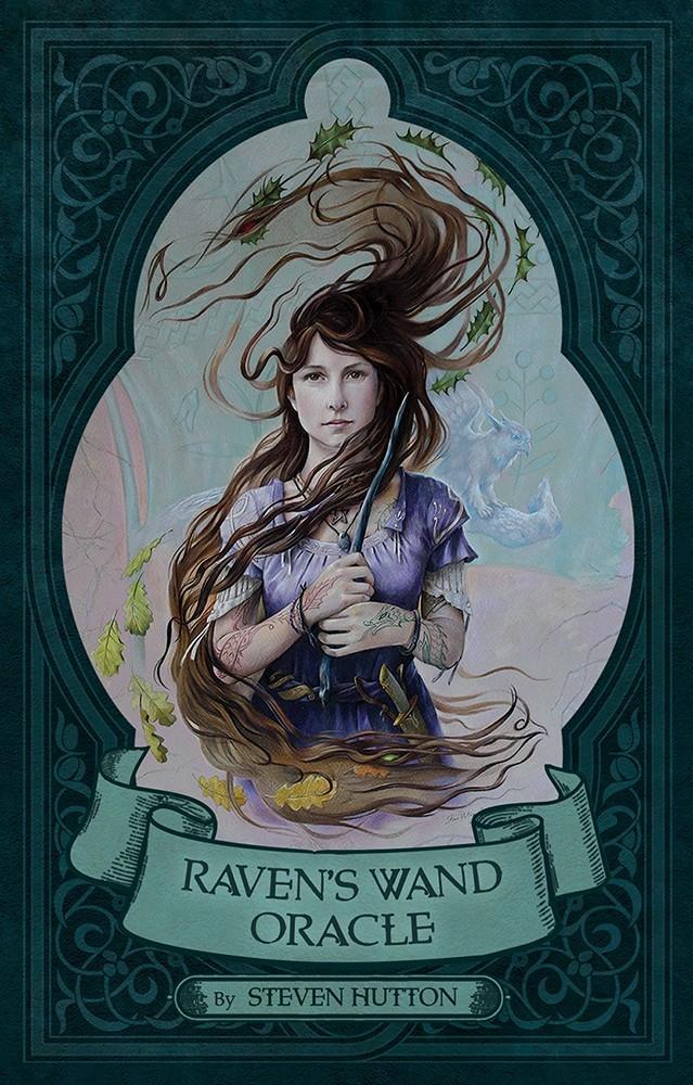 渡鴉魔杖神諭卡Raven's Wand Oracle.jpg