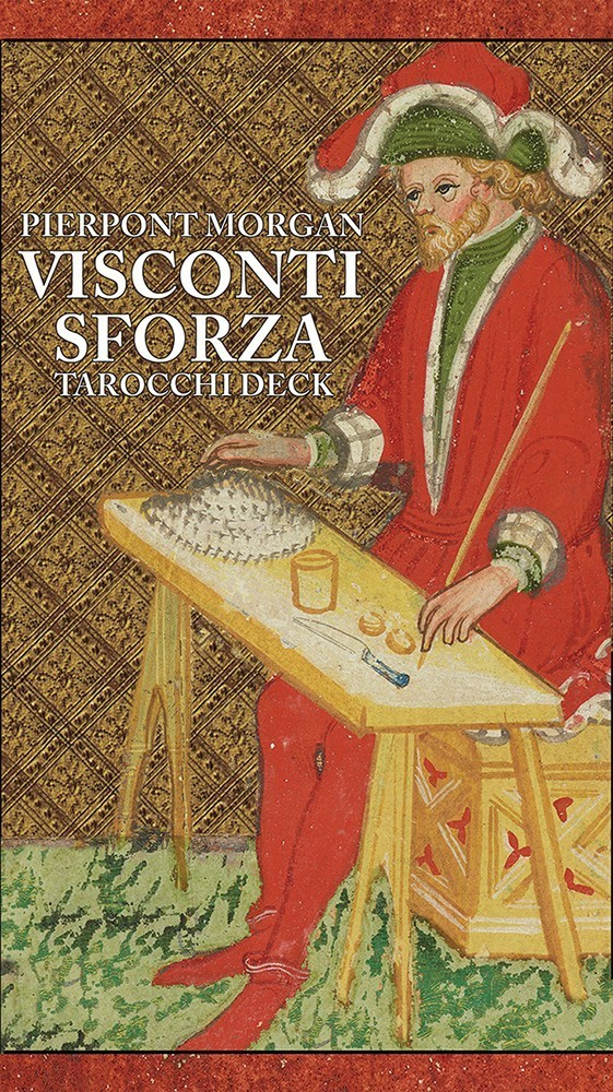 威斯康提塔羅牌Visconti-Sforza Pierpont Morgan Tarocchi Deck.jpg