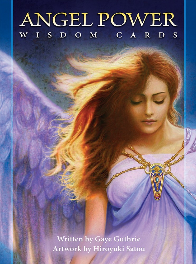 天使力量智慧卡:Angel Power Wisdom Cards.jpg