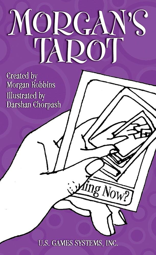 摩根盧賓線條藝術塔羅:Morgan's Tarot.jpg