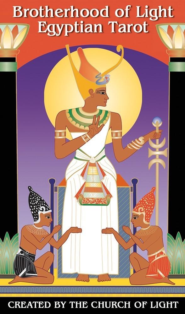 淨光兄弟埃及塔羅:Brotherhood of Light Egyptian Tarot.jpg