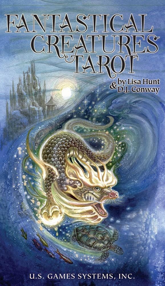 幻想生物塔羅:Fantastical Creatures Tarot.jpg