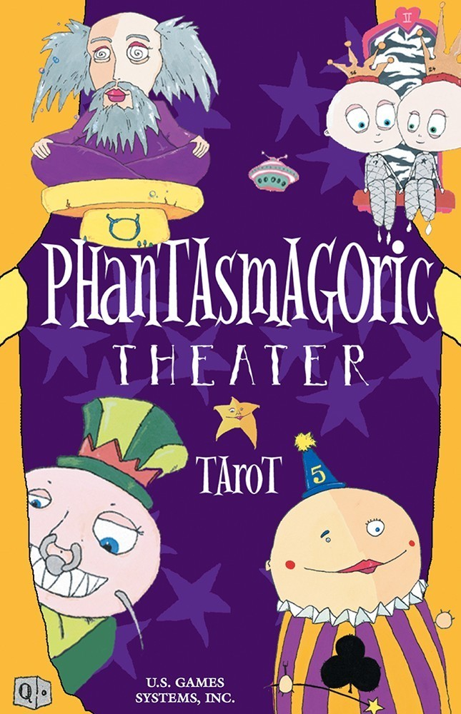 魔幻劇院塔羅:Phantasmagoric Theater Tarot Deck.jpg