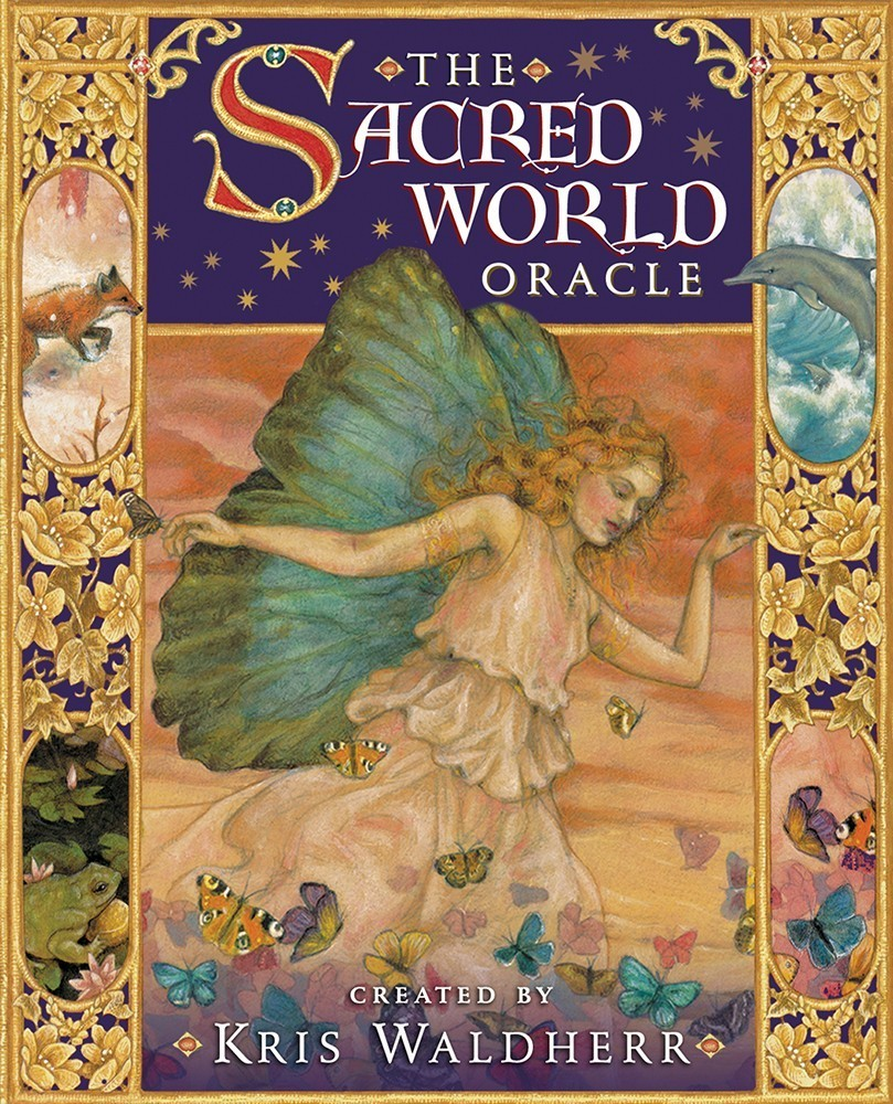神聖世界神諭卡:The Sacred World Oracle.jpg