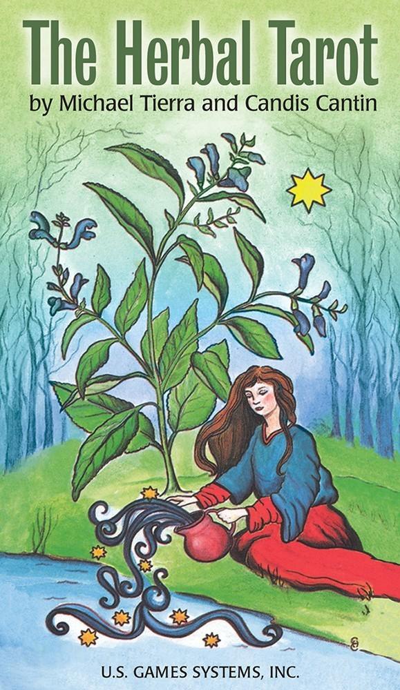 藥草塔羅:The Herbal Tarot.jpg