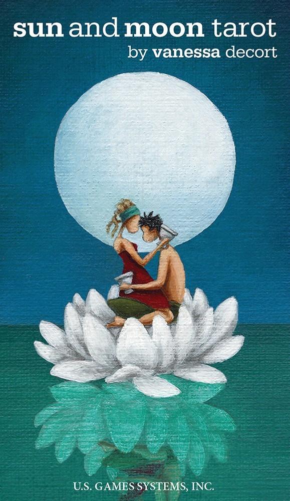 日月塔羅牌:Sun and Moon Tarot.jpg