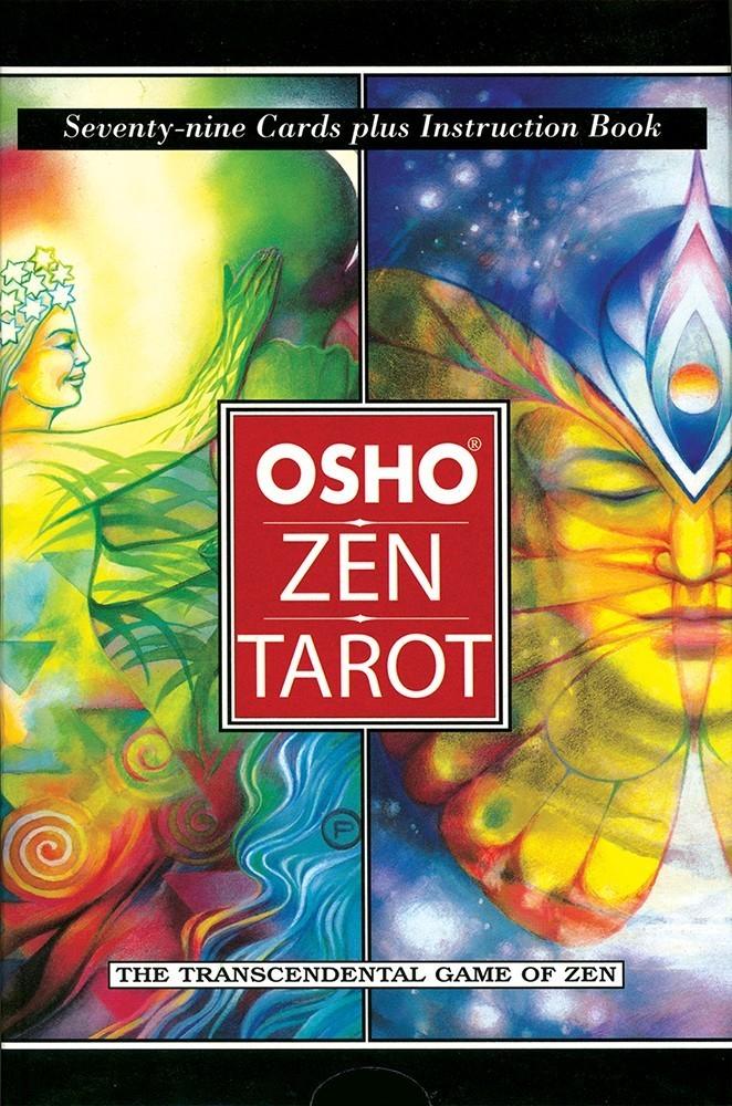 奧修禪塔羅英文原版:Osho Zen Tarot Deck Book Set.jpg