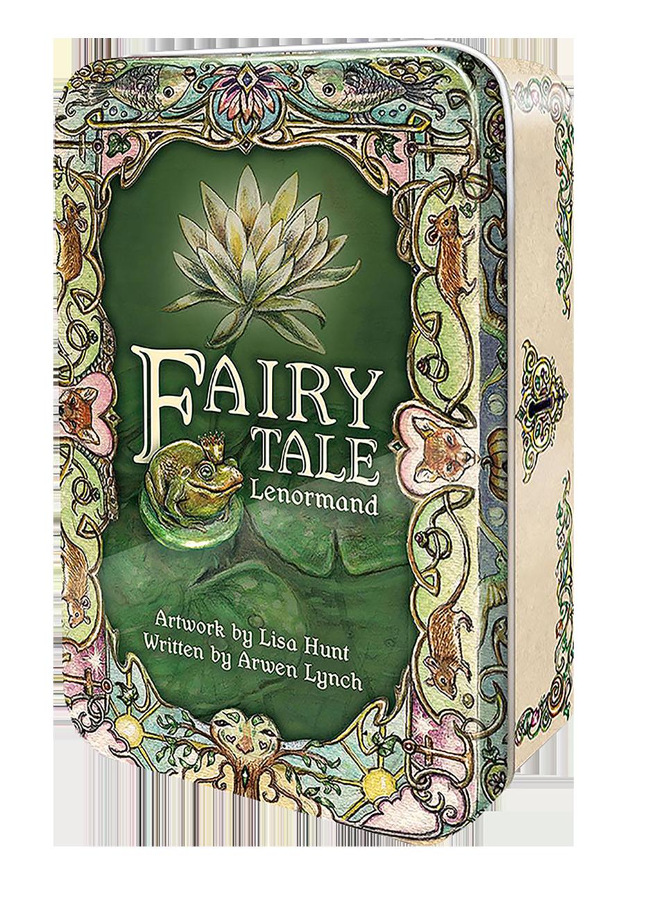 精靈傳說雷諾曼(錫鐵盒版):Fairy Tale Lenormand.png