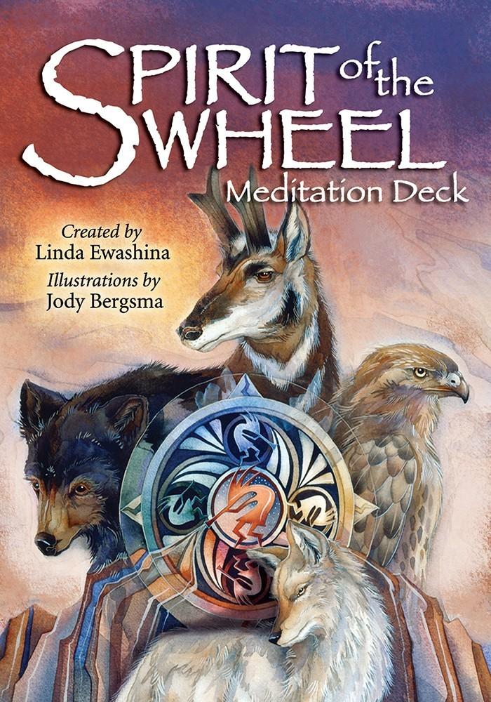 醫藥輪之聖靈冥想卡英文版:Spirit of the Wheel Meditation Deck.jpg