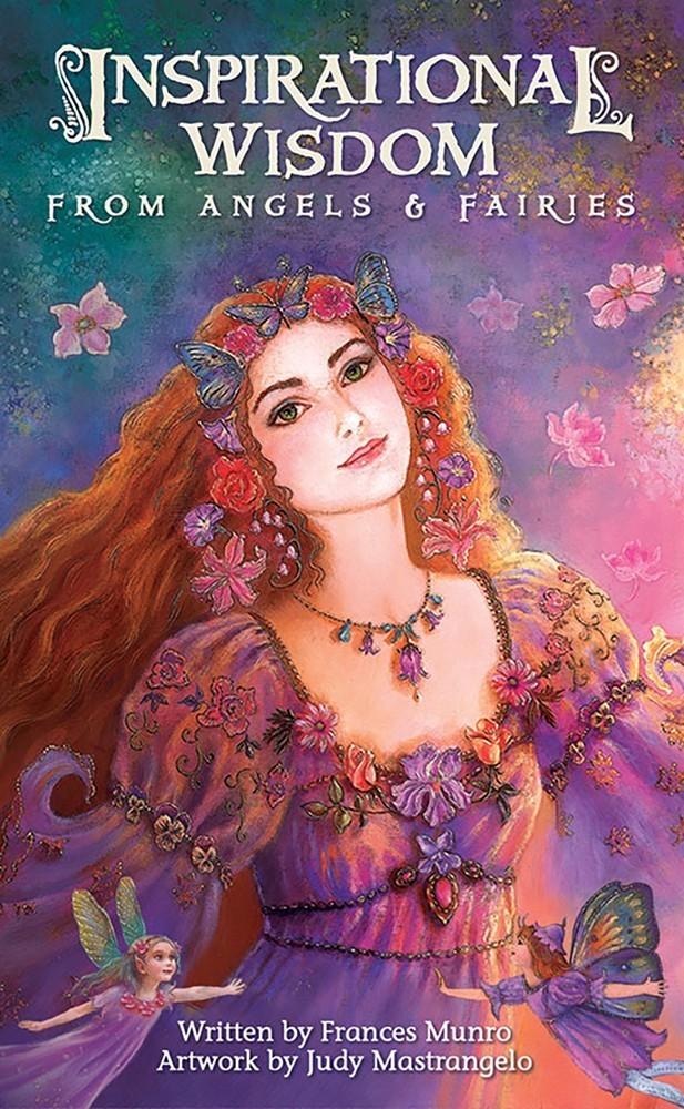 靈感直覺智慧卡:Inspirational Wisdom from Angels & Fairies.jpg