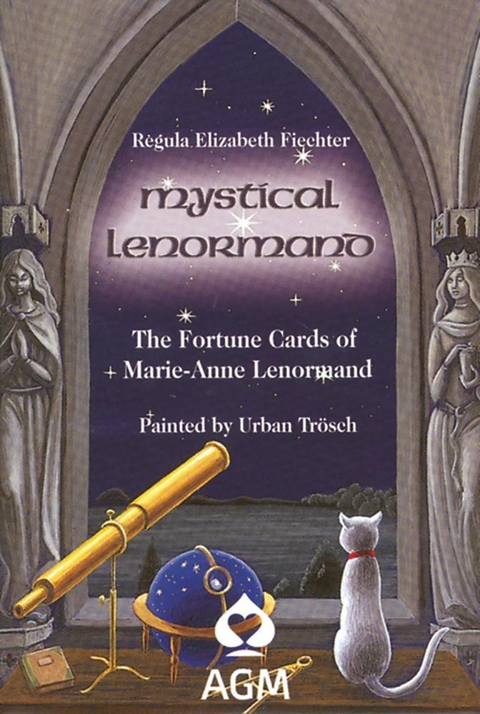 神祕雷諾曼卡:Mystical Lenormand.jpg