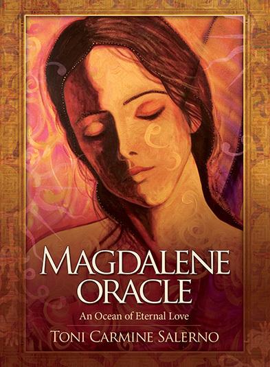抹大拉的瑪利亞卡:Magdalene Oracle.jpg