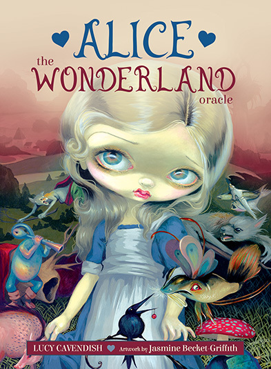 愛莉絲仙境神諭卡: Alice  The Wonderland Oracle.jpg