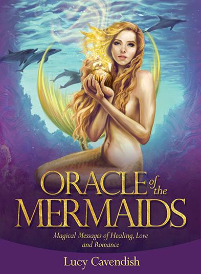 神奇美人魚神諭卡: Oracle of the Mermaids.jpg