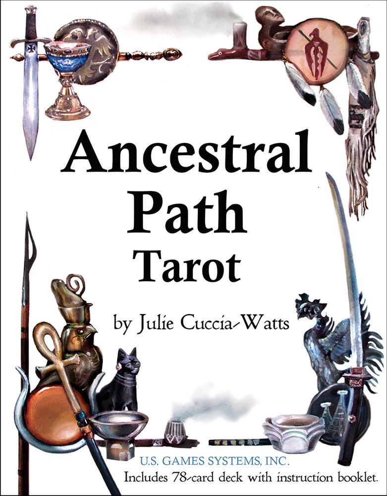 祖先之路塔羅:Ancestral Path Tarot.jpg