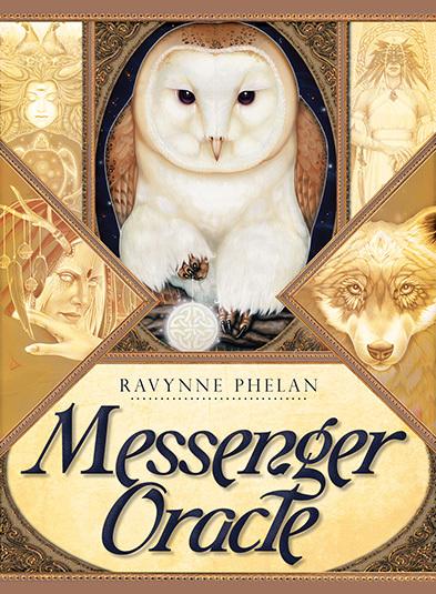 大自然信使神諭卡: Messenger Oracle.jpg