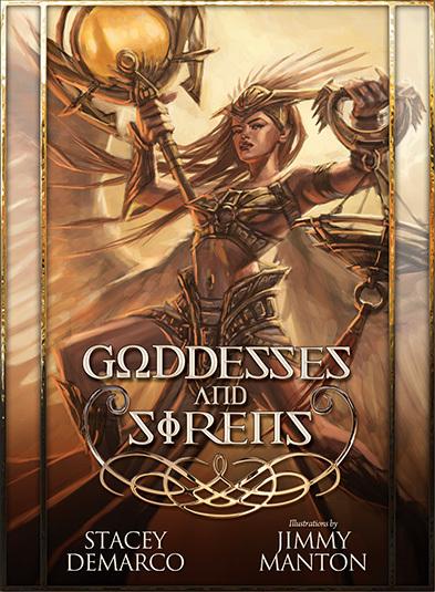 女神與賽蓮神諭卡:Goddesses & Sirens Oracle.jpg