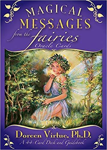 神奇精靈指引卡 英文版:Magical Messages from the Fairies Oracle Cards.jpg